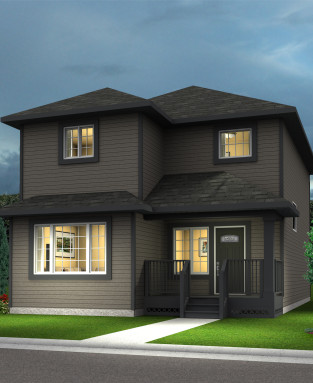 The Village at Griesbach rendering