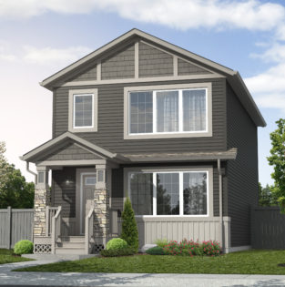 Peleyo Elevation - Craftsman Home Exterior