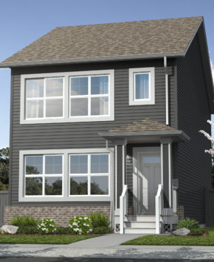 West Secord - Roma rendering