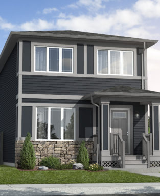 West Secord rendering