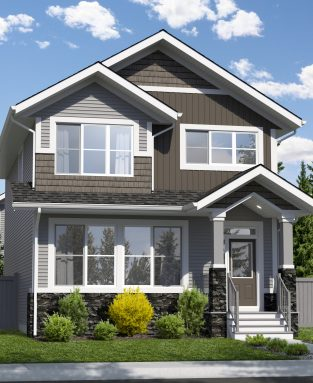 Village at Griesbach rendering